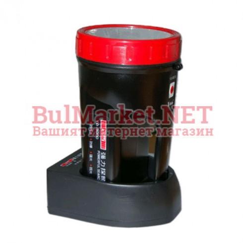 Зареждащ се фенер 220V, 6V