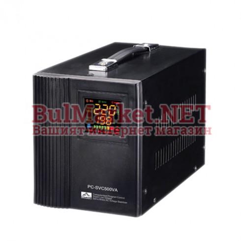 Стабилизатор на напрежение 500VA/220V