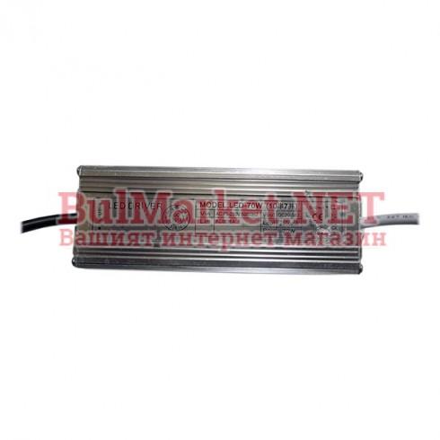 LED трансформатор AC-DC / 70W