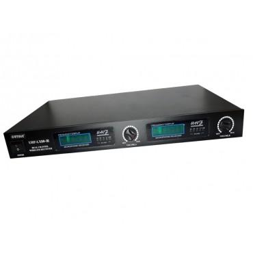 Професионални безжични микрофони LX-88 реплика на SHURE