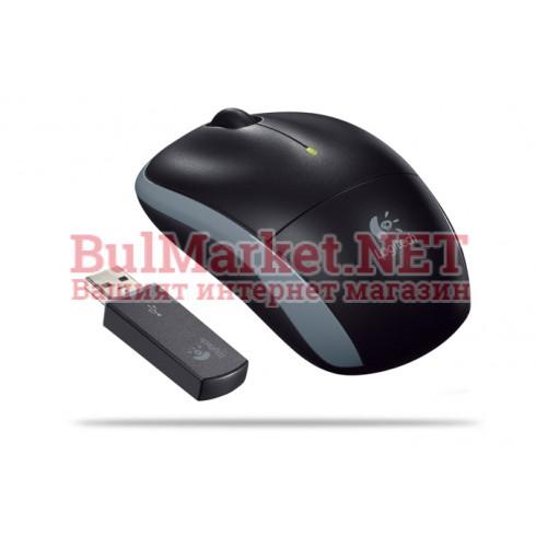 Безжична оптична мишка Logitech M205
